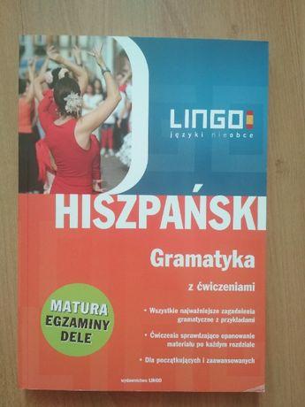 Lingo- Hiszpański gramatyka z ćwiczeniami NOWE
