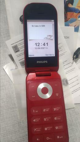 Мобильник для мамы или бабушки Philips