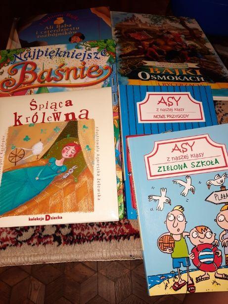 Bajki dla dzieci książki