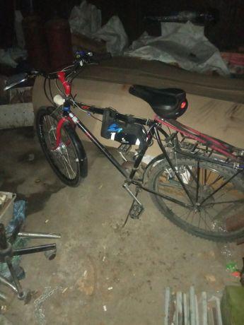 Продам електро велосипед