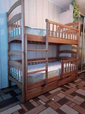 Двухъярусная кровать от производителя Харьков склад м.Гагарина
