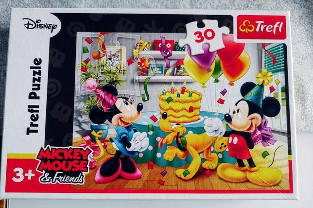 Puzzle Mickey Mouse & friends firmy Trefl