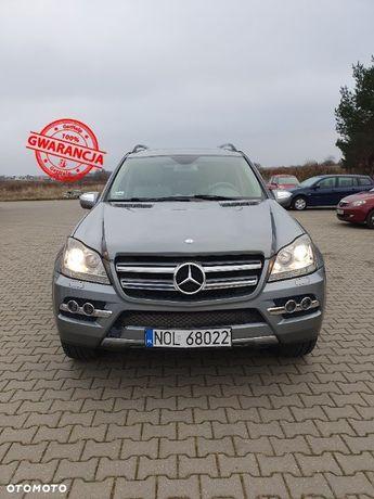 Mercedes-Benz GL zamiana x164 $$ r a t y $$ mercedes gl