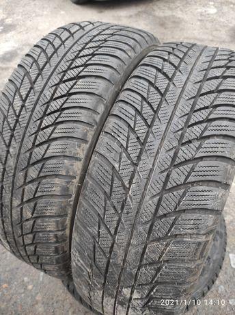 205.60.17 Bridgestone 2шт зима БУ склад шины 40.45.50.55.65.215.225.23