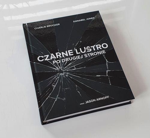 NOWA książka Czarne Lustro Po drugiej stronie / Black Mirror