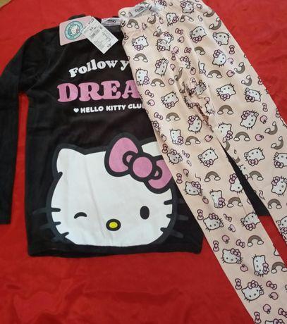 Пижама пижамка піжама костюм Кітті Кет Kitty cat