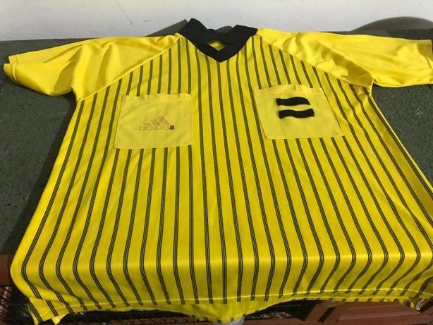 Koszulka sędziowska adidas polecam piłka nożna Rybnik - wysyłka