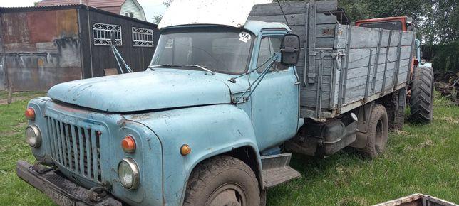 Продам кабинуоблицовку кузов на ГАЗ 53 документы Газ 52 дизельбортовой