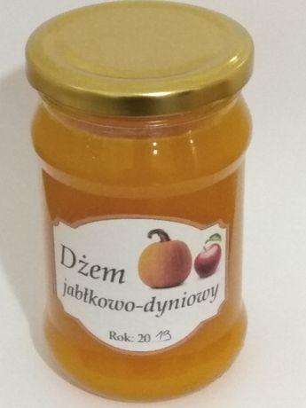 dżem jabłkowo - dyniowy