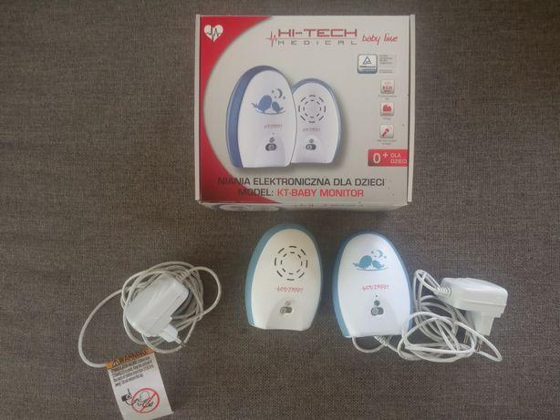 Niania elektroniczna dla dzieci Hi-tech