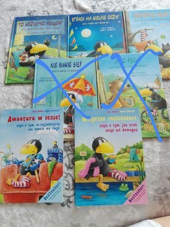 Kruk Skarpetka seria książek Nele Moost, Annet Rudolph