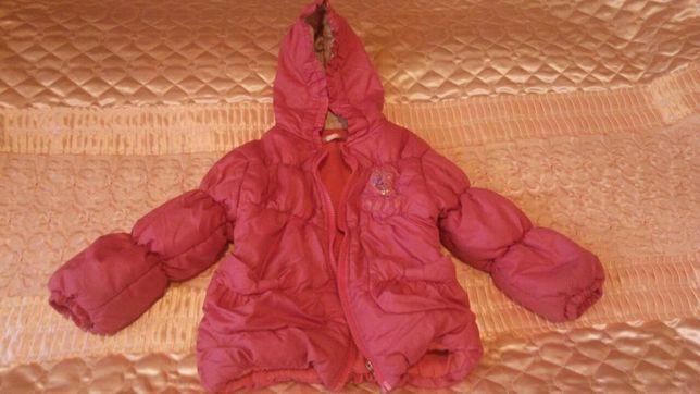 Курточка для девочки 3-5 лет. Весна- осень, демисезонная