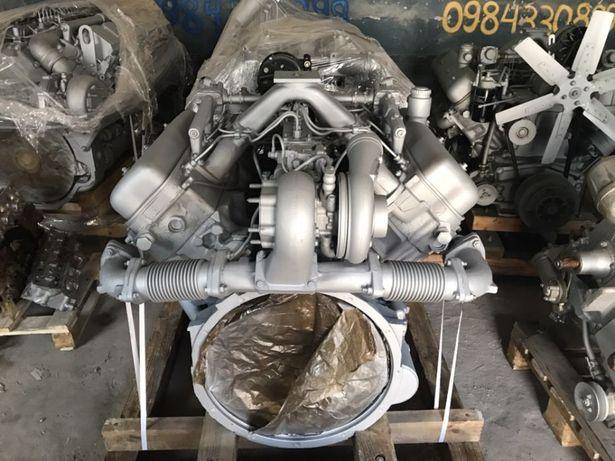 Двигатель ЯМЗ-236БЕ2-36 комбайн АКРОС-550