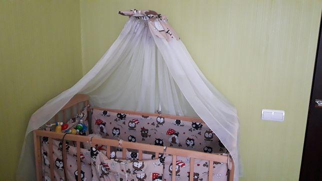 Продаётся деткая кроватка.