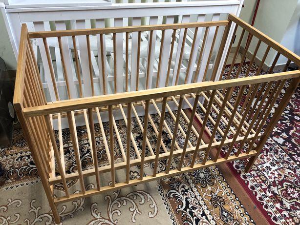 Łóżeczko dziecięce 120x60cm