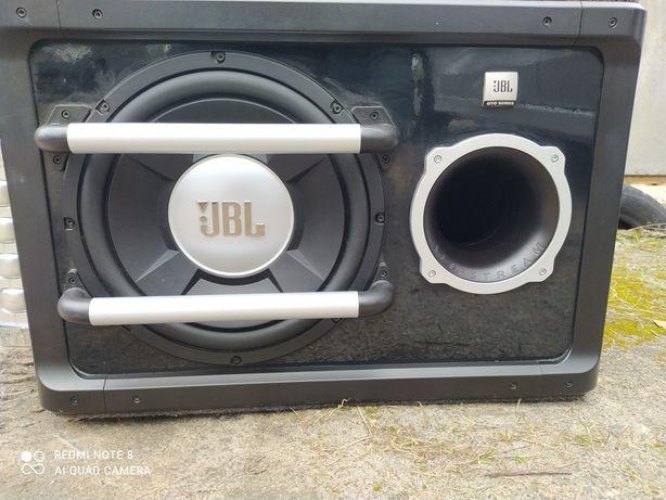 Продам Сабвуфер JBL с конденсатором Power Acoustic