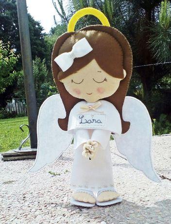 Bonecos Comunhão Batizado Casamento Aniversário