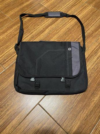 Сумка для ноутбука  HP (hewlett packard) Basic Messenger 17