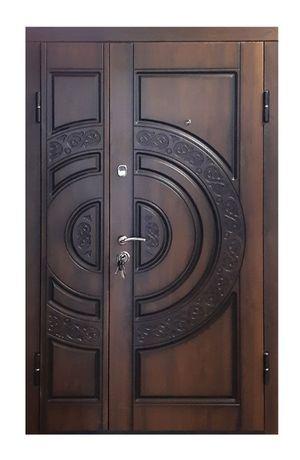 Двери входные для квартиры и дома металлические утепленные