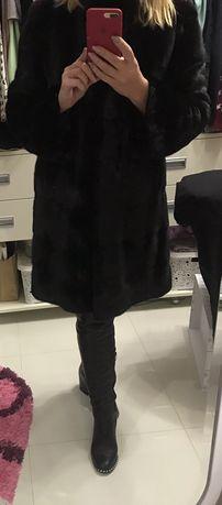 Норковая шуба размер 40