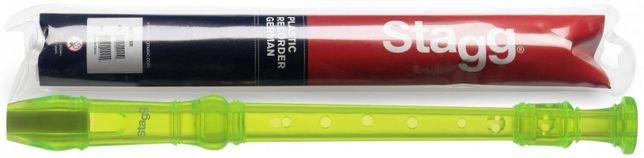 Flauta Bisel Stagg - REC-GER/TGR