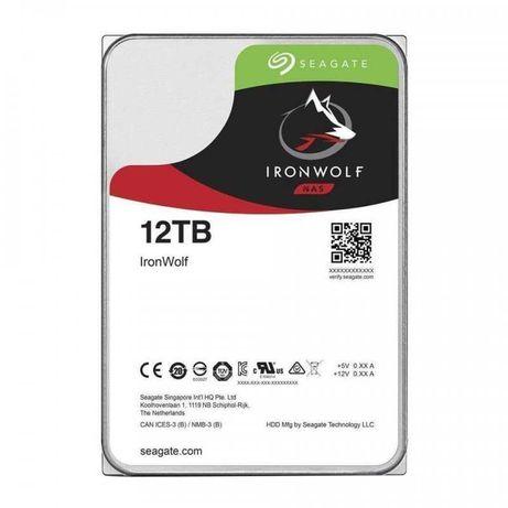 """Seagate IronWolf NAS 3.5"""" 12TB SATA3 (x3)"""