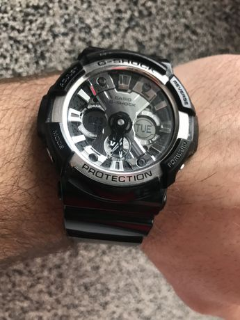 Casio G-Shock GA-200BW ОРИГИНАЛ