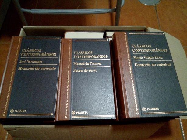 Coleção de livros - Classicos contemporaneos