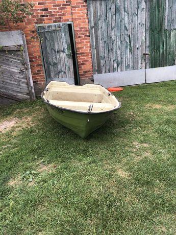 Łódka 315 plus nowe wiosła