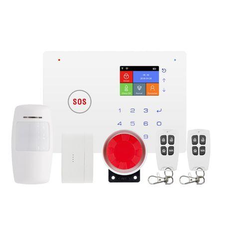 Alarme wifi gsm habitação App Android ios iphone loja wi-fi sistema ip