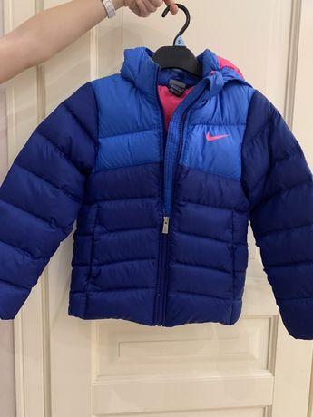Пуховая куртка  Nike 128