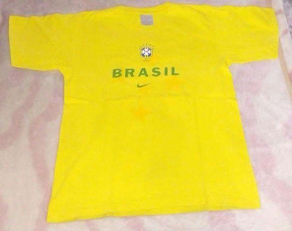 Nike :T-shirt Seleção Brazil