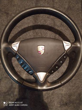 Руль Porsche Cayenne