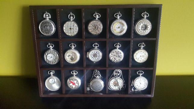 Zegarki kieszonkowe - Extra zestaw