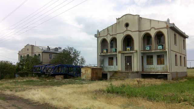 Дом в селе Запорожской области