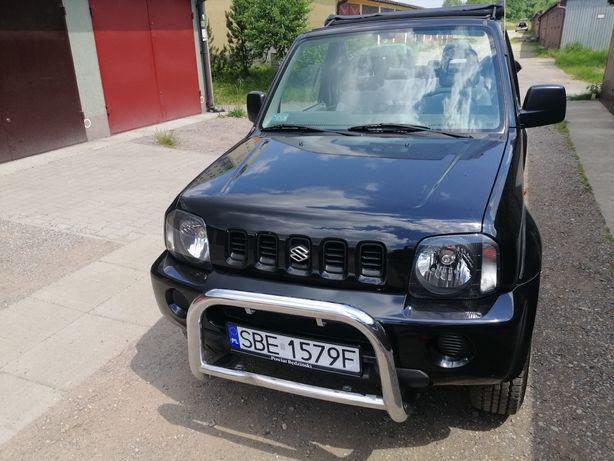 Suzuki jimny Cabrio 2005rok Oryginalny lakier! Zarejestrowany