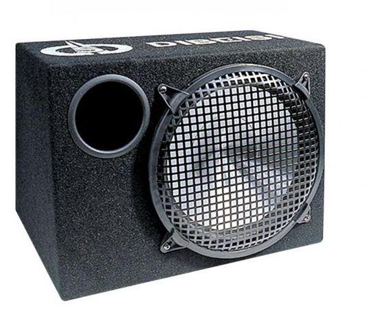 Głośnik tuba subwoofer skrzynia DBS-P1007 25cm