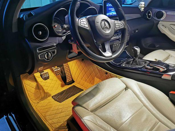 Tapete Mercedes C 2015