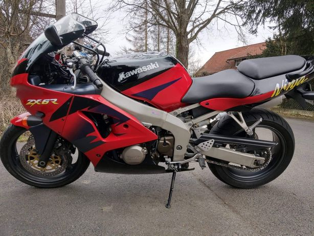Sprzedam Kawasaki