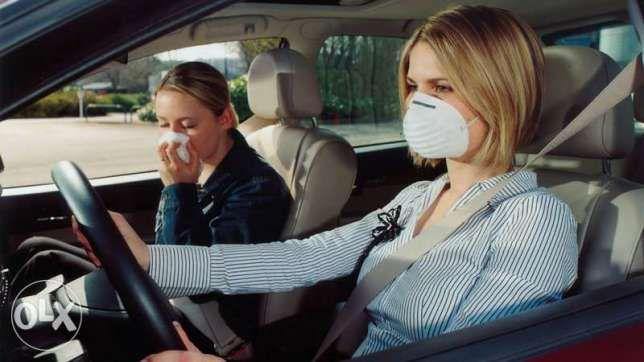 Ozonowanie aut mieszkań odgrzybianie dezynfekcja Siedlce + 30 km