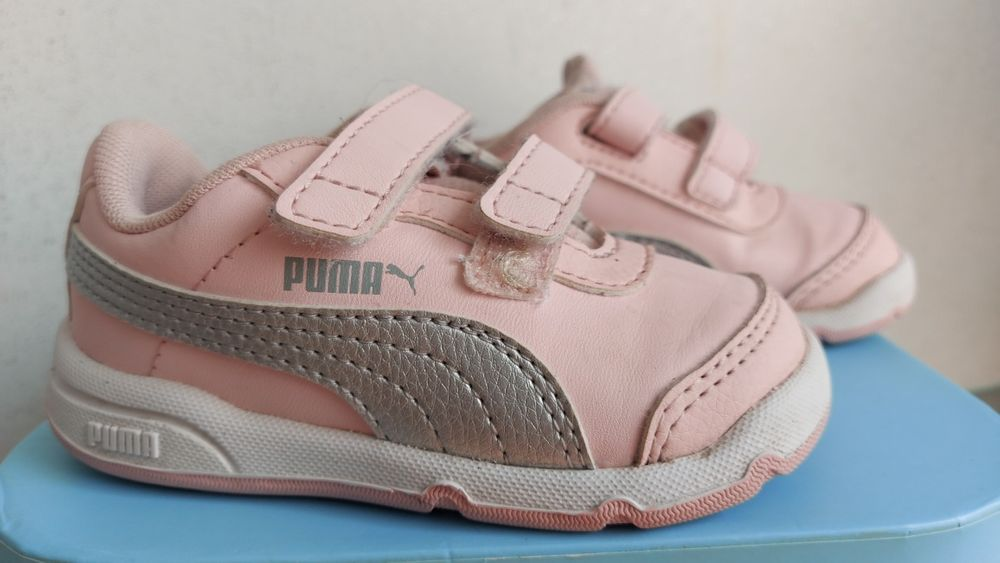 Buty dziecięce Puma Stoczek Łukowski - image 1