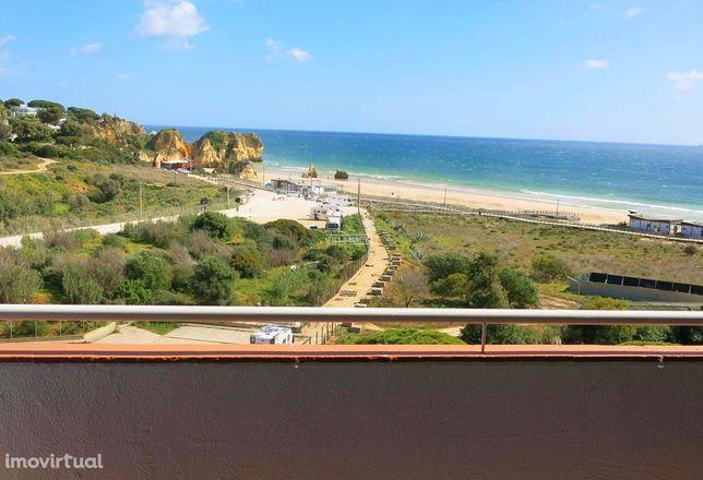 Estúdio com varanda vista mar Praia Três irmãos, Alvor