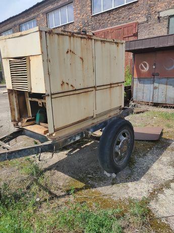 САК дизельный сварочный агрегат