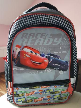 Plecak szkolny chłopięcy klasy 1-3 plus śniadaniówka
