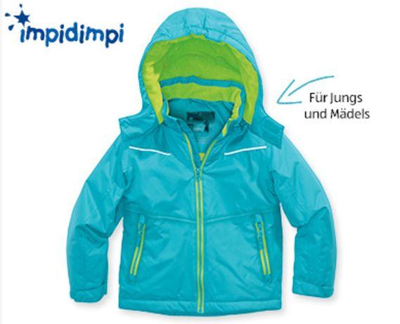 Куртка демисезон еврозима impidimpi (Германия) - 74-80, 98-104