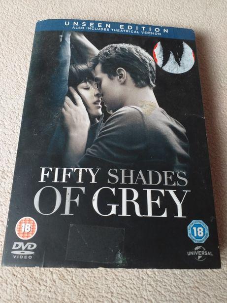 50 Twarzy Greya Fifty Shades of Grey Film DVD
