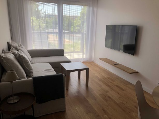 Nowe 2-pokojowe mieszkanie Poznań Grunwald