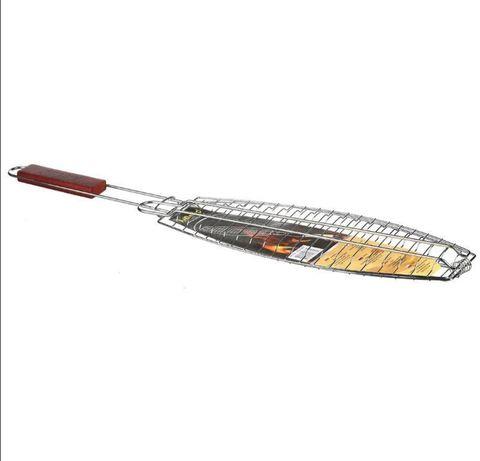 Решетка-гриль для рыбы A-PLUS 1887 36х12,5х3 см
