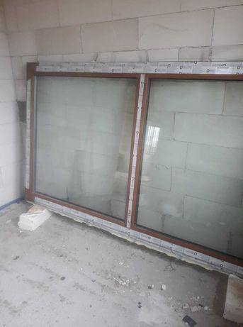 Okno PCV 2760x1510