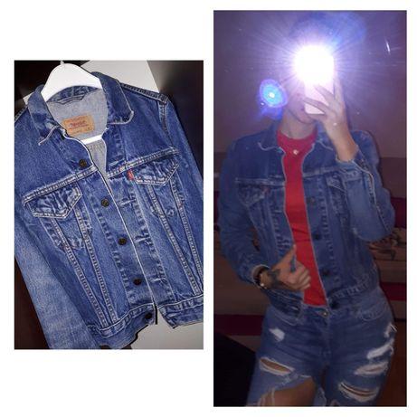 Kurtka jeansowa levi's r.S